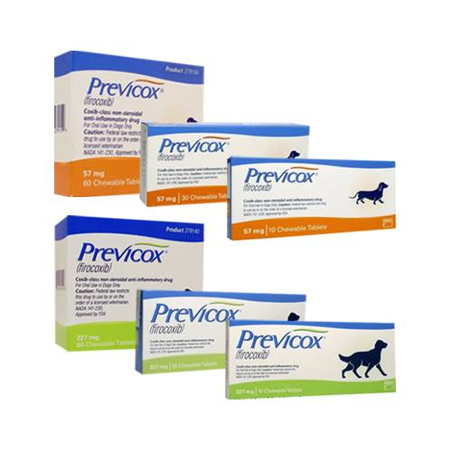 PREVICOX® Chewable Tablets