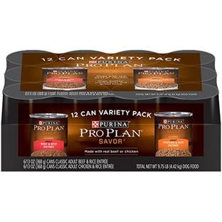 Purina® Pro Plan® Savor Adult Classic Variety Pack