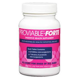 Proviable®-Forte Chewable Tablets