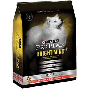 Purina® Pro Plan® Bright Mind™ Adult 7+ Chicken & Rice Formula