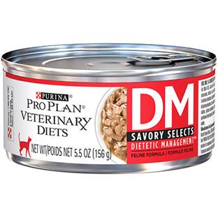 DM Dietetic Management® Feline Savory Selects Formula