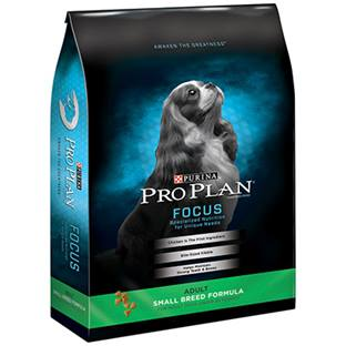 Purina® Pro Plan® Focus Small Breed Formula