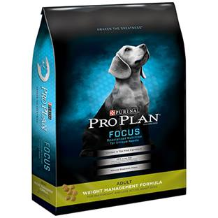 Purina® Pro Plan® Focus Weight Management Formula