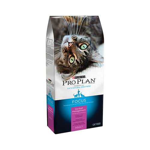 Purina® Pro Plan® Focus Hairball Management Chicken & Rice Formula
