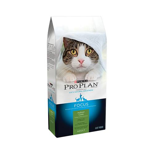 Purina® Pro Plan® Focus Indoor Care Turkey & Rice Formula