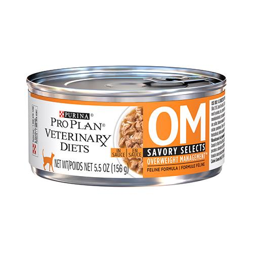 OM Overweight Management® Feline Savory Selects Formula