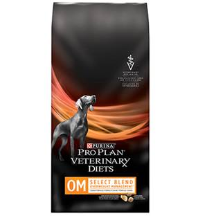 OM Select Blend Overweight Management™ Canine Formula