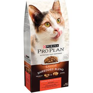 Purina® Pro Plan® Savor® Adult Shredded Blends Chicken & Rice Formula