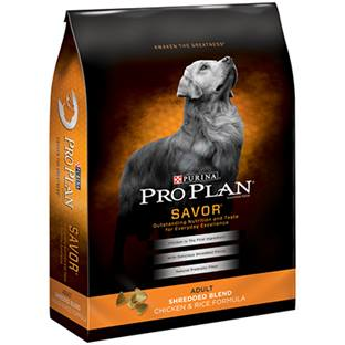 Purina® Pro Plan® Savor® Shredded Blend Chicken & Rice Formula