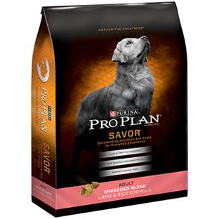 Purina® Pro Plan® Savor® Shredded Blend Lamb & Rice Formula