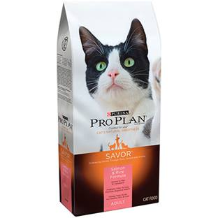 Purina® Pro Plan® Savor® Salmon & Rice Formula