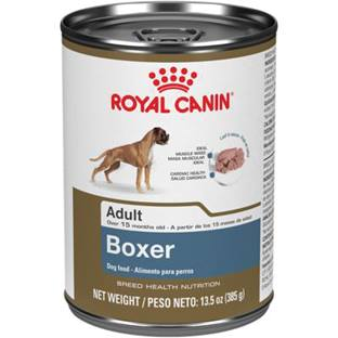ROYAL CANIN® BREED HEALTH NUTRITION® Boxer Loaf in Sauce Breed Specific dog food