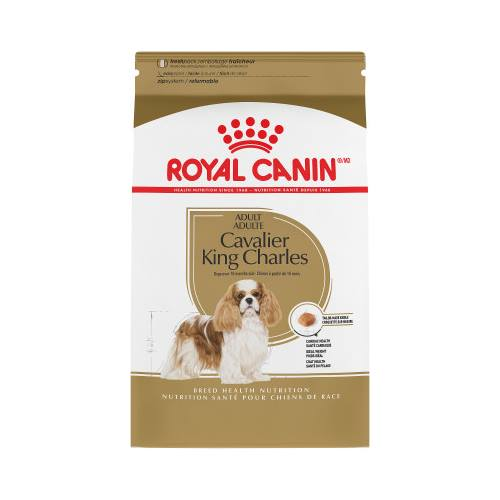 ROYAL CANIN® BREED HEALTH NUTRITION® Cavalier King Charles Adult Breed Specific dry dog food