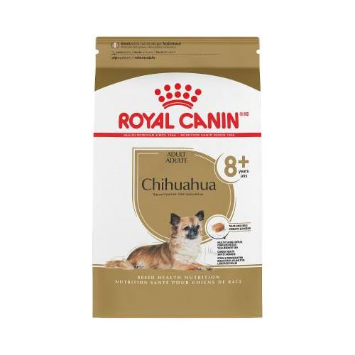 ROYAL CANIN® BREED HEALTH NUTRITION® Chihuahua 8+ Breed Specific Dry Dog Food
