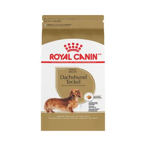 ROYAL CANIN® BREED HEALTH NUTRITION™ Dachshund Adult Breed Specific dry dog food
