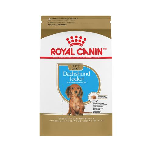 ROYAL CANIN® BREED HEALTH NUTRITION™ Dachshund Puppy Breed Specific dry dog food