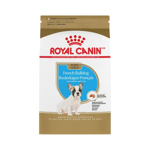 ROYAL CANIN® BREED HEALTH NUTRITION® French Bulldog Puppy Breed Specific dry dog food
