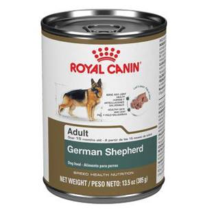 ROYAL CANIN® BREED HEALTH NUTRITION® German Shepherd Loaf in Sauce Breed Specific dog food