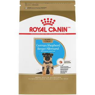 ROYAL CANIN® BREED HEALTH NUTRITION™ German Shepherd Puppy Breed Specific dry dog food