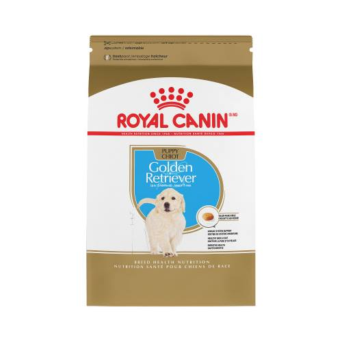 ROYAL CANIN® BREED HEALTH NUTRITION™ Golden Retriever Puppy dry dog food
