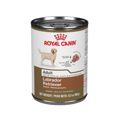 ROYAL CANIN® BREED HEALTH NUTRITION® Labrador Retriever Loaf in Sauce Breed Specific dog food