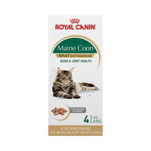ROYAL CANIN® FELINE BREED NUTRITION™ Maine Coon Thin Slices in Gravy canned cat food
