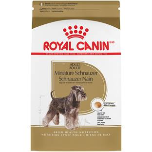 ROYAL CANIN® BREED HEALTH NUTRITION™ Miniature Schnauzer Adult Breed Specific dry dog food