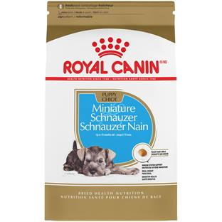 ROYAL CANIN® BREED HEALTH NUTRITION™ Miniature Schnauzer Puppy Breed Specific dry dog food