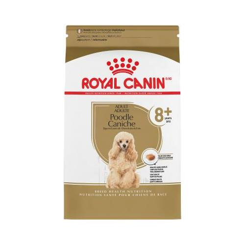 ROYAL CANIN® BREED HEALTH NUTRITION® Poodle 8+ Breed Specific Adult Dry Dog Food