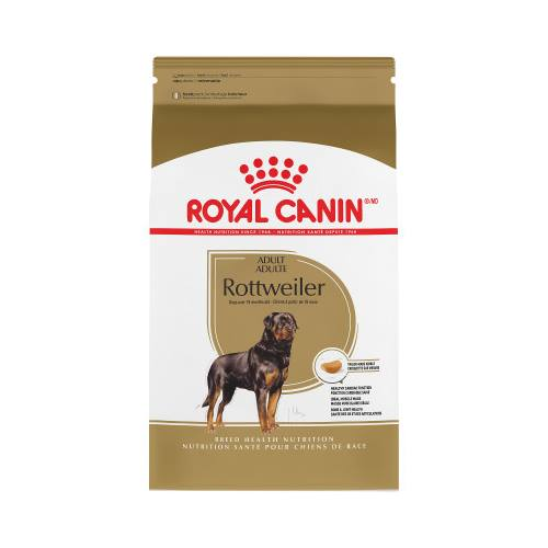 ROYAL CANIN® BREED HEALTH NUTRITION™ Rottweiler Adult Breed Specific dry dog food