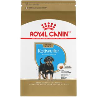 ROYAL CANIN® BREED HEALTH NUTRITION® Rottweiler Puppy Breed Specific dry dog food