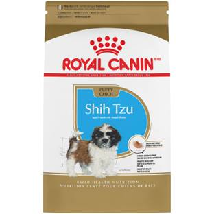 ROYAL CANIN® BREED HEALTH NUTRITION™ Shih Tzu Puppy Breed Specific dry dog food