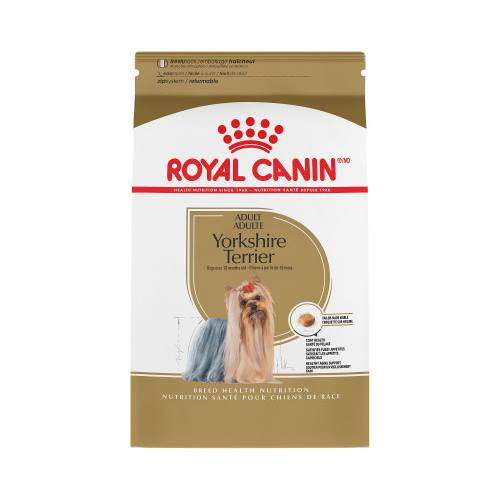 ROYAL CANIN® BREED HEALTH NUTRITION™ Yorkshire Terrier Adult Breed Specific dry dog food