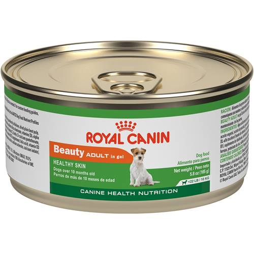 ROYAL CANIN® CANINE HEALTH NUTRITION™ Adult Beauty in gel canned dog food