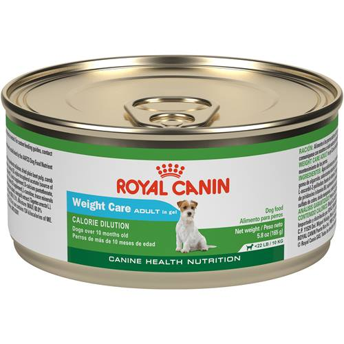 ROYAL CANIN® CANINE HEALTH NUTRITION™ Adult Weight Care in gel canned dog food