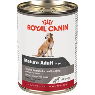 ROYAL CANIN® CANINE HEALTH NUTRITION™ Mature Adult in gel canned dog food
