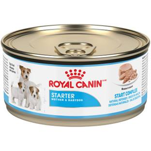 ROYAL CANIN® SIZE HEALTH NUTRITION™ Starter Mother and Babydog Mousse in Sauce Canned Dog Food