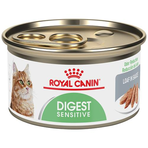 ROYAL CANIN® FELINE CARE NUTRITION™ Digest Sensitive loaf in sauce canned cat food
