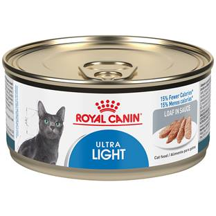 ROYAL CANIN® FELINE CARE NUTRITION™ Ultra Light loaf in sauce canned cat food