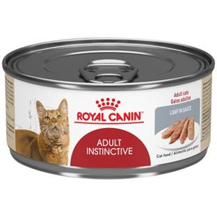 ROYAL CANIN® FELINE HEALTH NUTRITION™ Adult Instinctive loaf in sauce canned cat food
