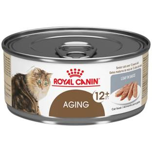 ROYAL CANIN® FELINE HEALTH NUTRITION™ Aging 12+ loaf in sauce canned cat food