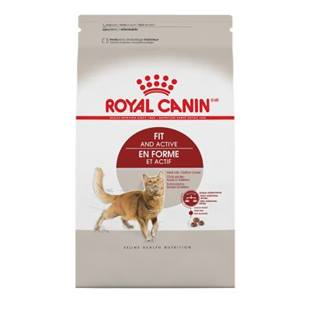 ROYAL CANIN® Feline Health Nutrition™ Fit and Active dry cat food