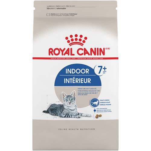 ROYAL CANIN® FELINE HEALTH NUTRITION™ Indoor 7+ Adult Dry Cat Food