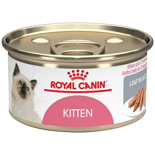 ROYAL CANIN® Feline Health Nutrition™ Loaf in Sauce Wet Kitten Food