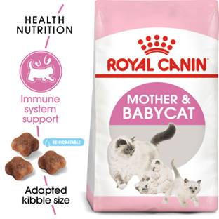 ROYAL CANIN® Feline Health Nutrition™ Mother & Babycat Dry Cat Food for Newborn Kittens and Pregnant or Nursing Cats