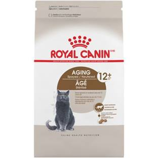 ROYAL CANIN® Feline Health Nutrition™ Spayed/Neutered 12+ dry cat food