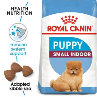 ROYAL CANIN® Indoor Small Puppy Dry Dog Food