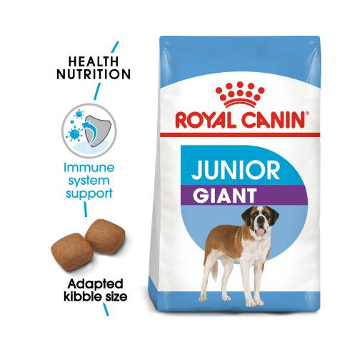 ROYAL CANIN® SIZE HEALTH NUTRITION™ Giant Junior Dry Dog Food