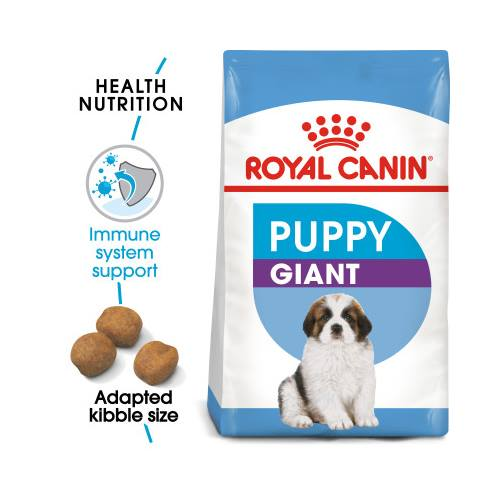 ROYAL CANIN® SIZE HEALTH NUTRITION™ Giant Puppy Dry Dog Food