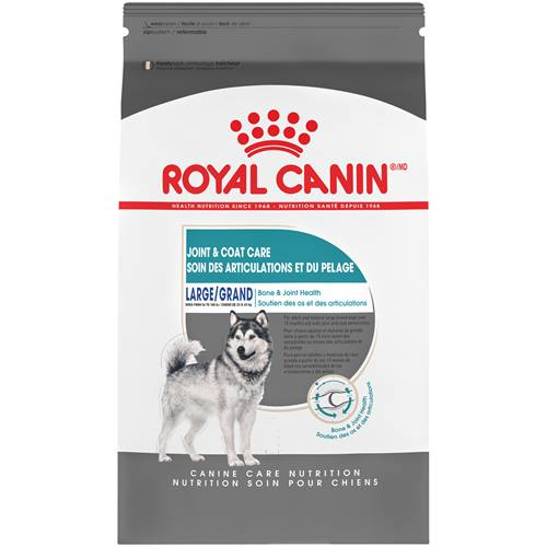 ROYAL CANIN® SIZE HEALTH NUTRITION™ Large Joint & Coat Care™ Dry Dog Food